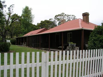 Currango Homestead