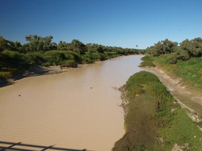 Diamantina River
