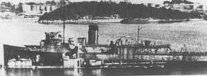 The Doomba laid up sometime after 13/3/46