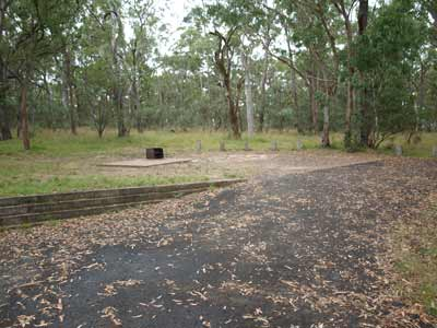 Green Gully Camping Area