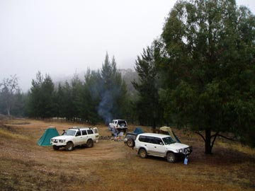 Turon River Camp Site