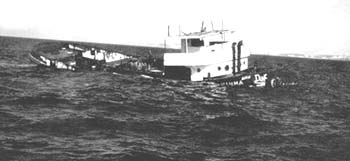 The Himma sinking