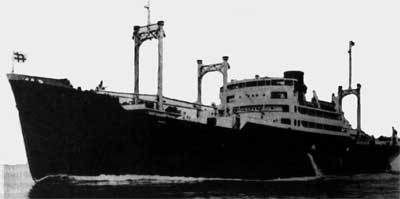 The Kansho Maru