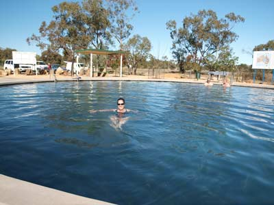 Lightning Ridge Spa