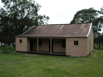 Long Plains Hut