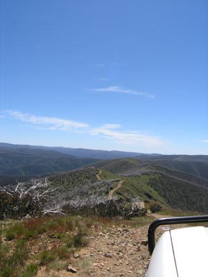 Mount Blue Rag Track