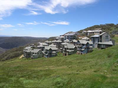 Mt Hotham Lodges