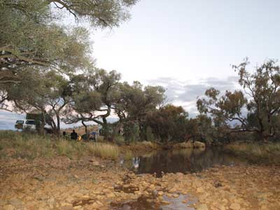 Mulgerra Creek