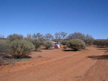 Olive Downs Camping Area