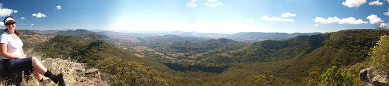 Pinnacles Lookout