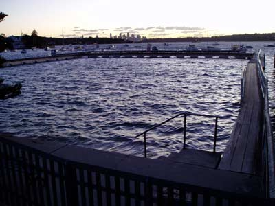 Watsons Bay Pool