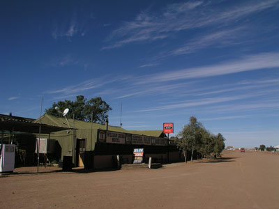 William Creek Pub