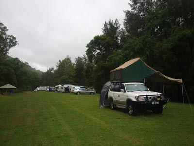 Woko National Park Camping Area