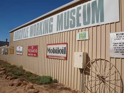 Birdsville Working Museum