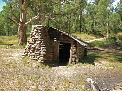 Bindaree Hut