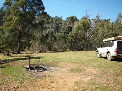 Charlies Creek Camping Area