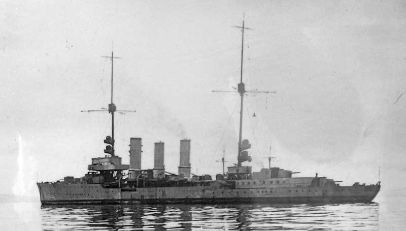 SMS Coln