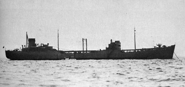 The Shinkoku Maru