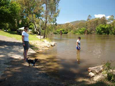 The Murray at Jingelic Reserve