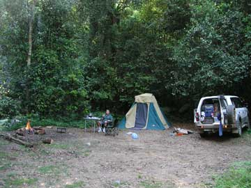 Karuah River Camp Site