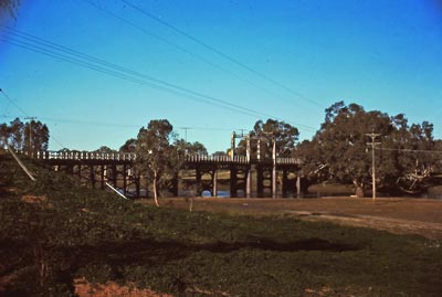 North Bourke Bridge