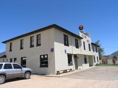 Hilltop Hotel at Omeo